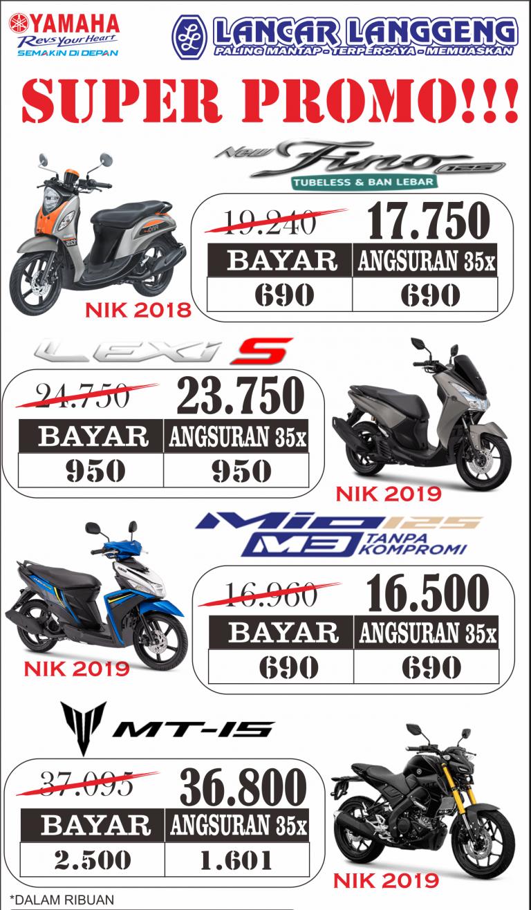 Promo Yamaha Banjarnegara