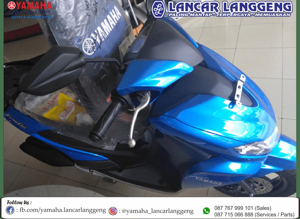 Spesifikasi Yamaha Freego Banjarnegara