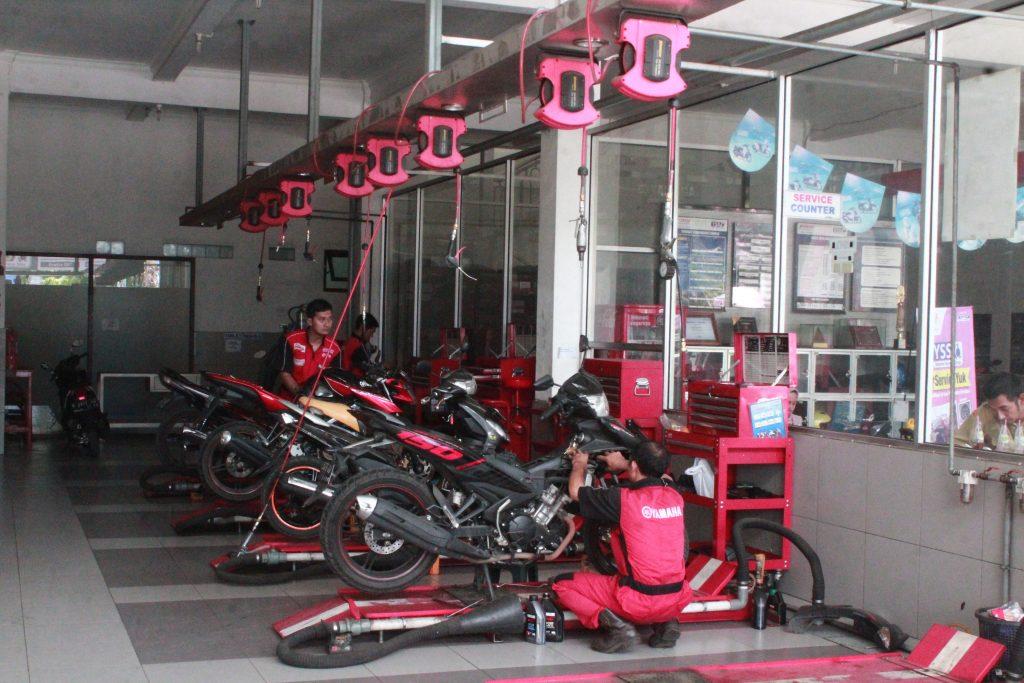 Bengkel Motor Yamaha Banjarnegara