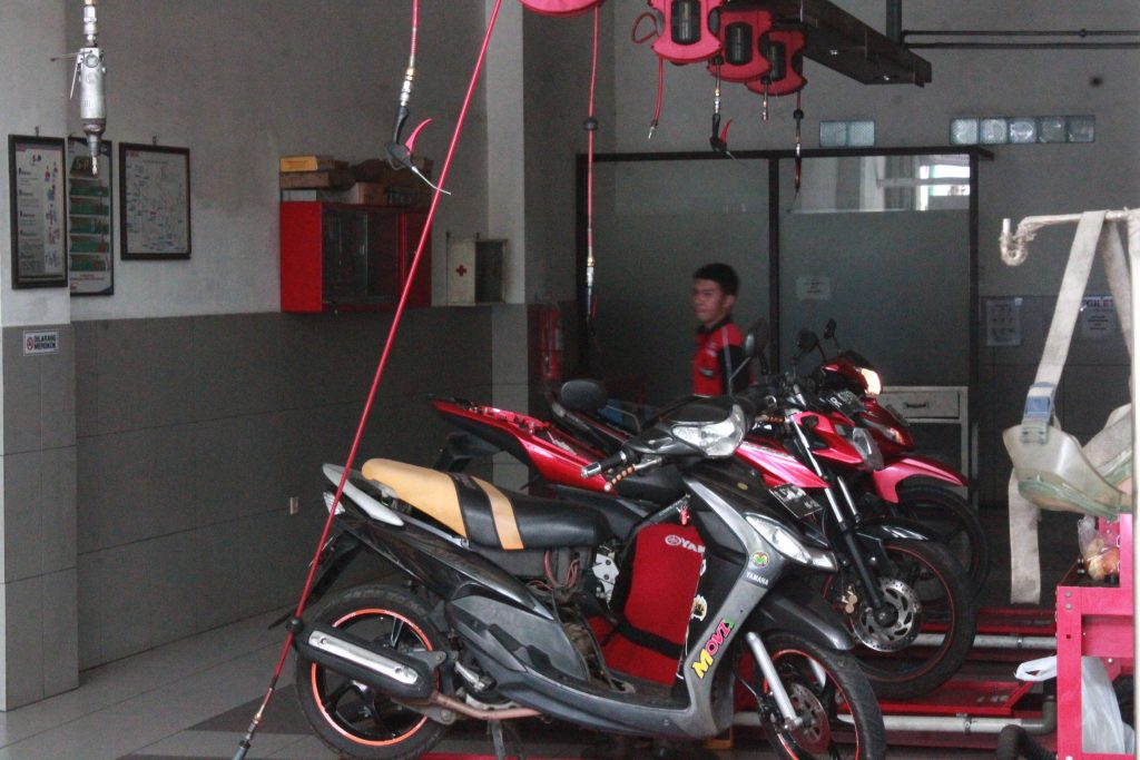 Mekanik Yamaha Banjarnegara
