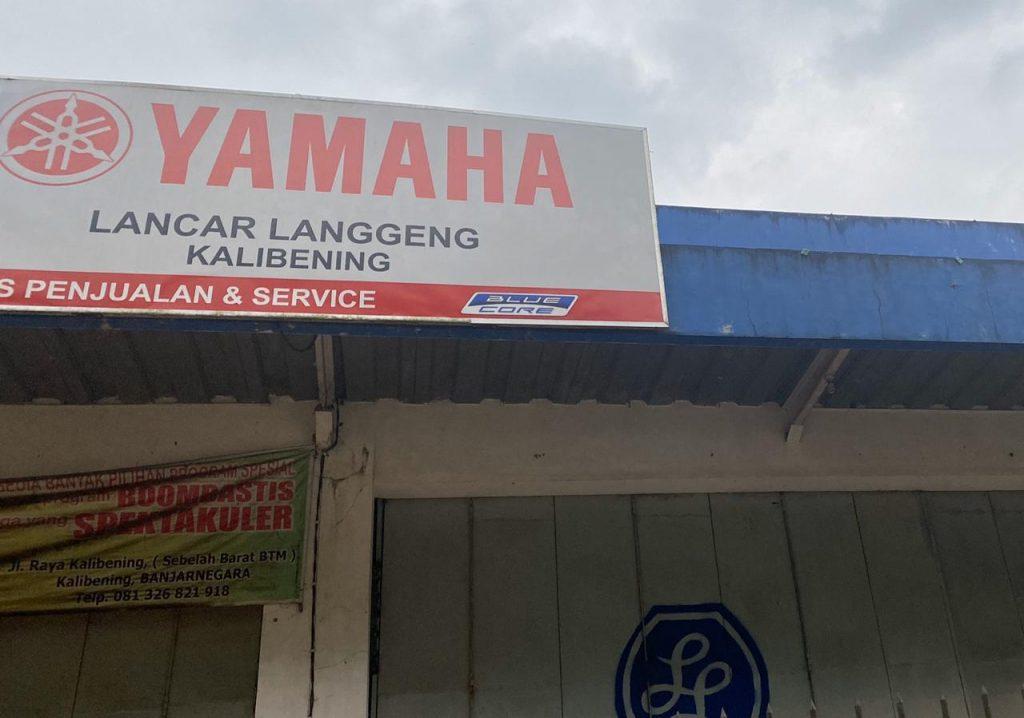 Yamaha Kalibening Banjarnegara