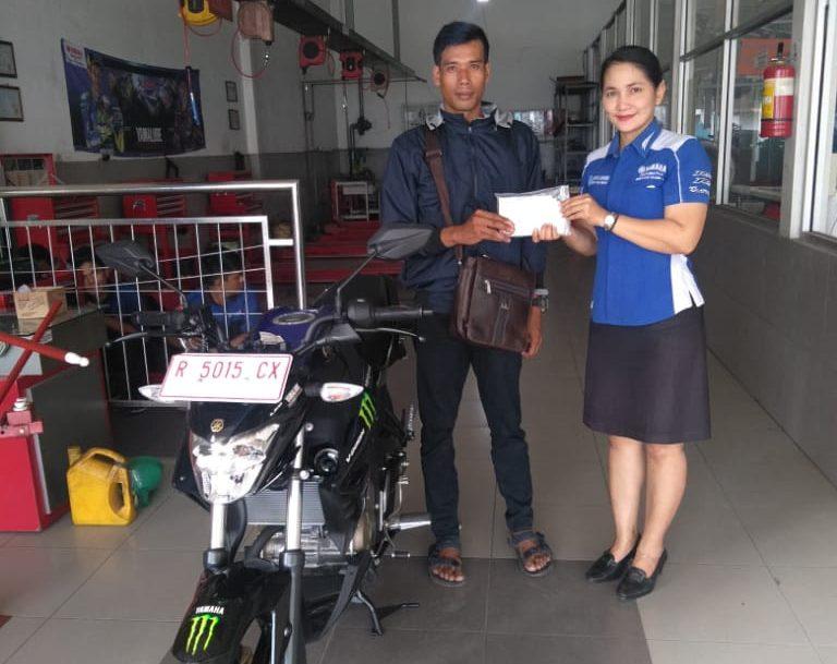 Kredit BCA Yamaha Banjarnegara