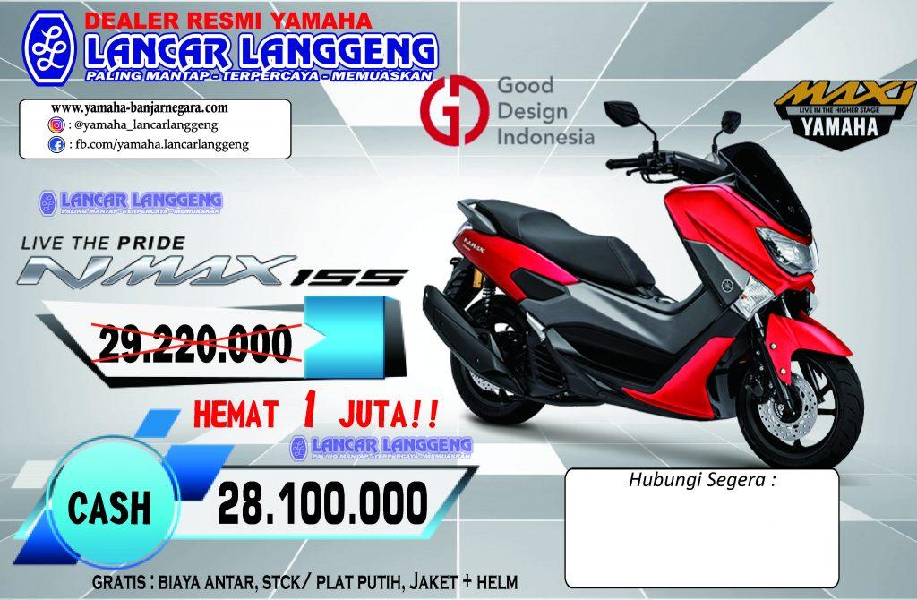 New Normal Yamaha Banjarnegara