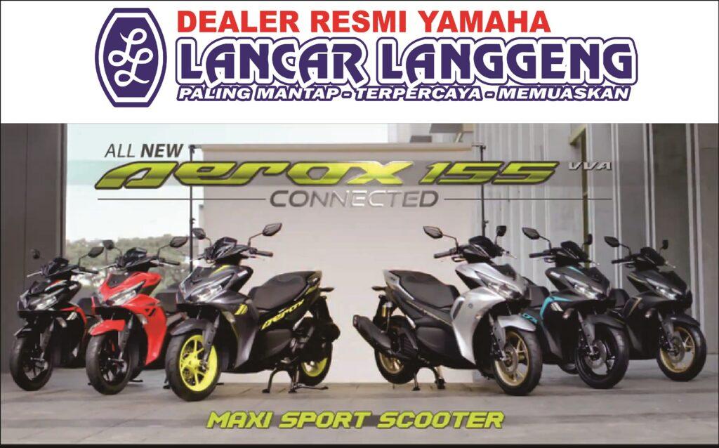 All New Aerox Banjarnegara