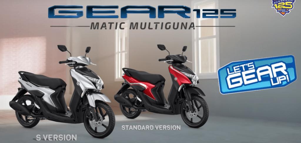Yamaha Gear Banjarnegara